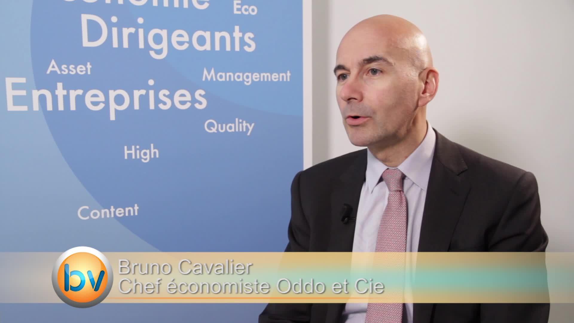 """Bruno Cavalier Chef économiste Oddo et Cie : """"L'économie américaine est en bonne forme"""" : Actualités économique et financière : Perspectives"""