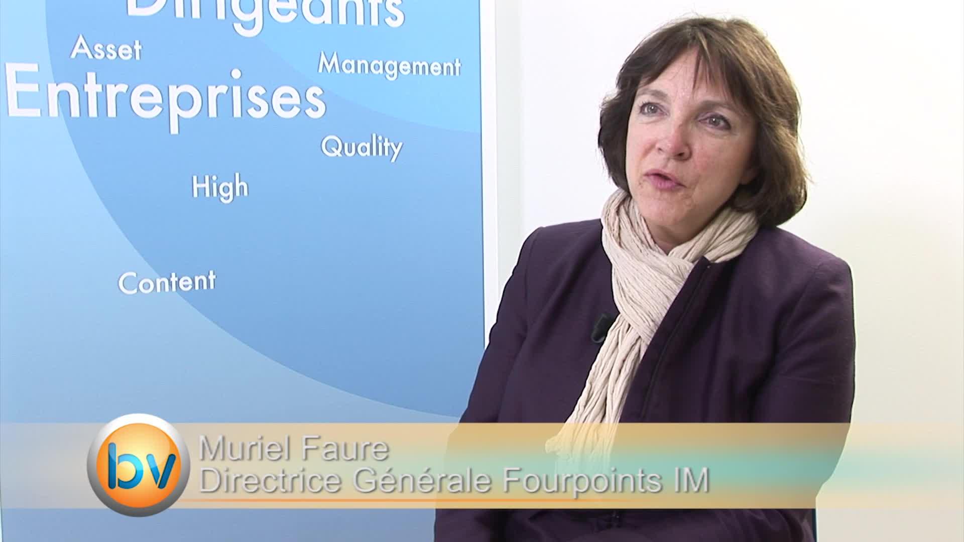 """Muriel Faure Directrice Générale Fourpoints IM : """"Risque pour les sociétés européennes de ne plus avoir de recherche indépendante"""""""