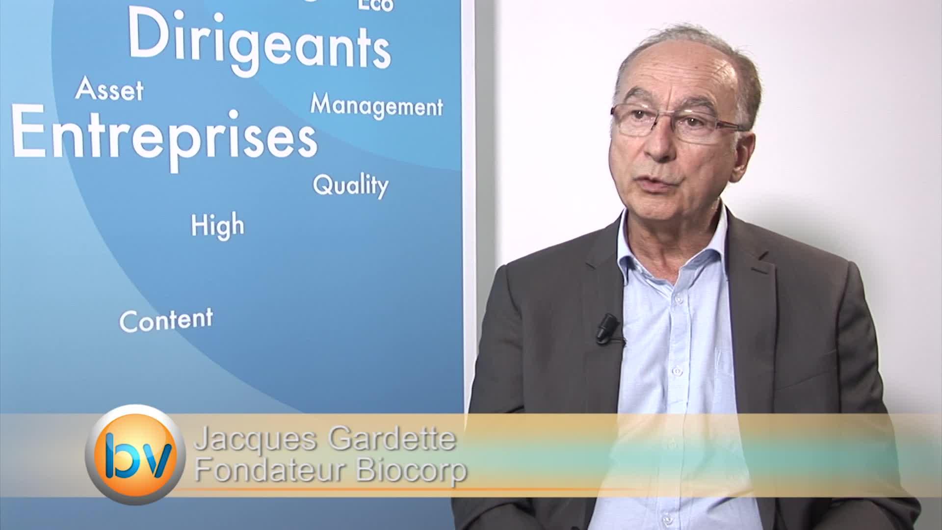 """Jacques Gardette Fondateur Biocorp : """"Le besoin va rencontrer la technologie dans la e-santé"""""""