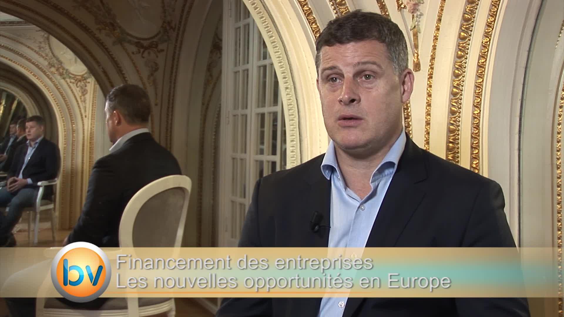 """Philippe Dardier Executive Director European Crowdfunding Network : """"Une offre plus large pour les entreprises"""""""