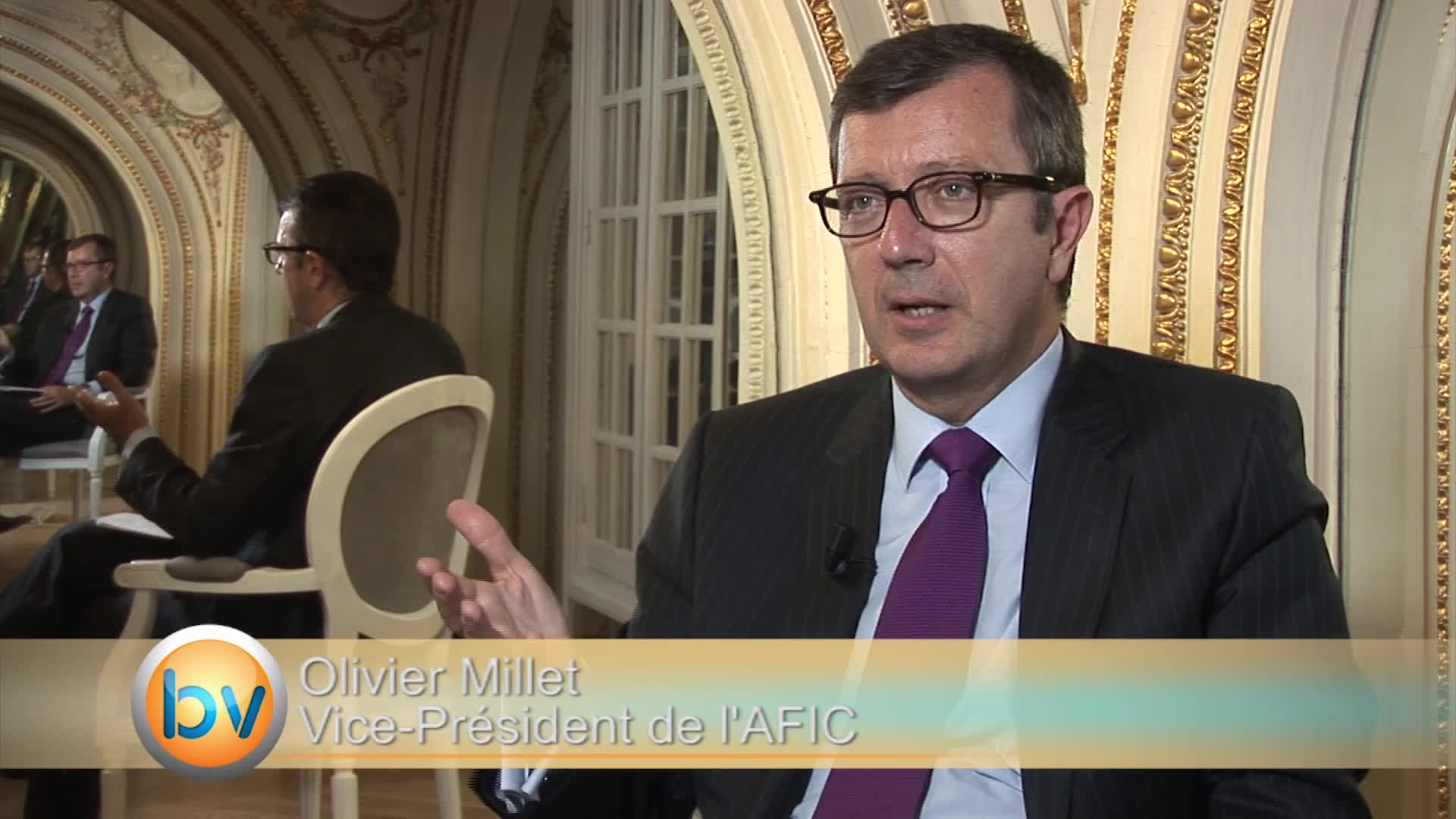 Olivier Millet Vice-Président de l'AFIC : «On reste sur une bonne tendance dans le capital investissement»