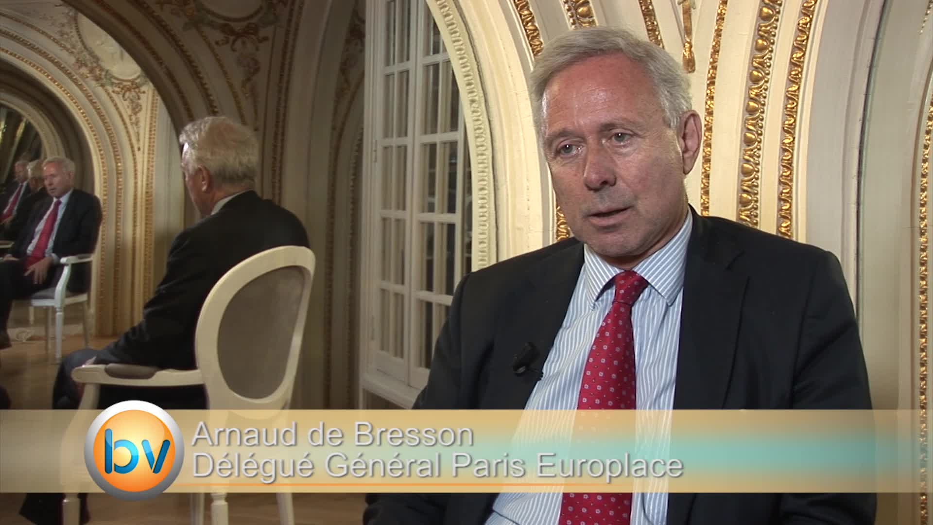 Arnaud de Bresson Délégué Général Paris Europlace : «Développer l'épargne longue reste une priorité»