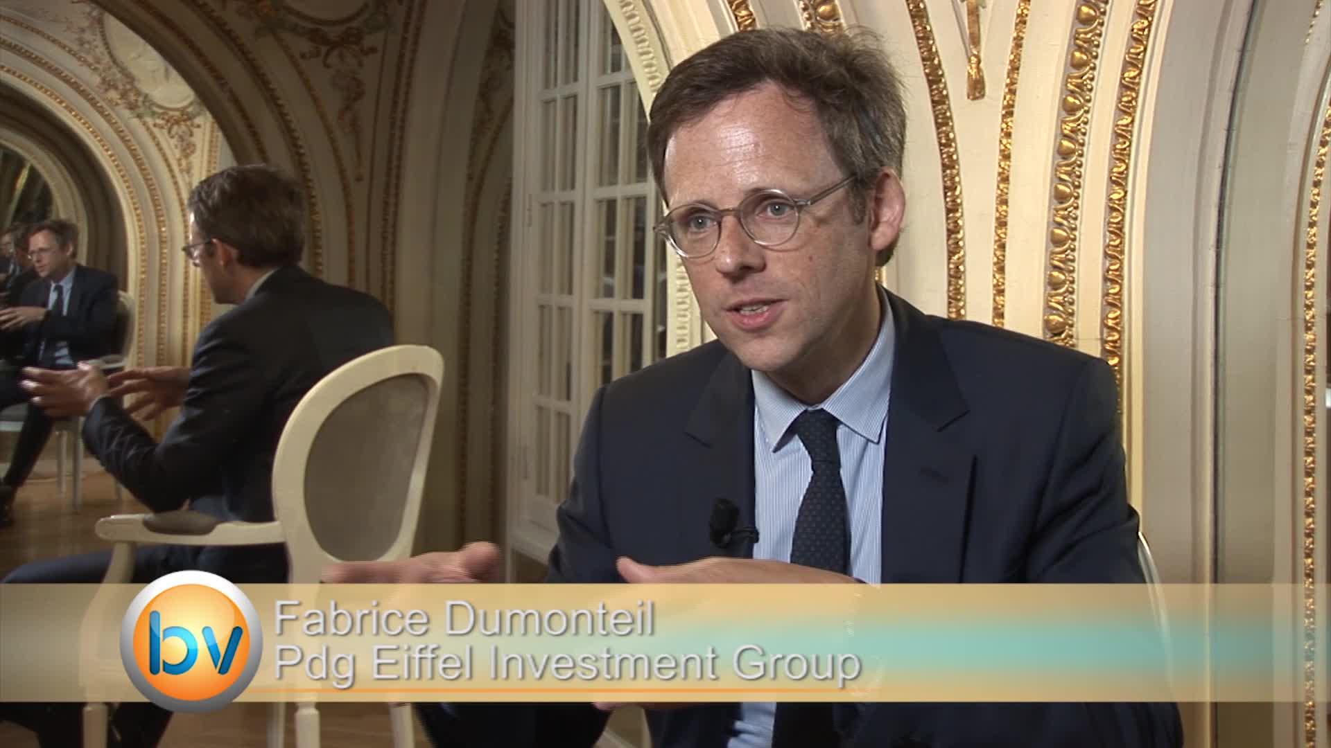 """Fabrice Dumonteil Président Eiffel Investment Group : """"Notre industrie se professionnalise"""""""
