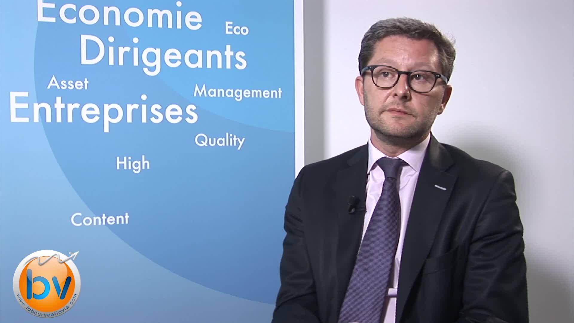 Stéphane Prévost Directeur Général La Financière Responsable : «La croissance en Europe va repartir»