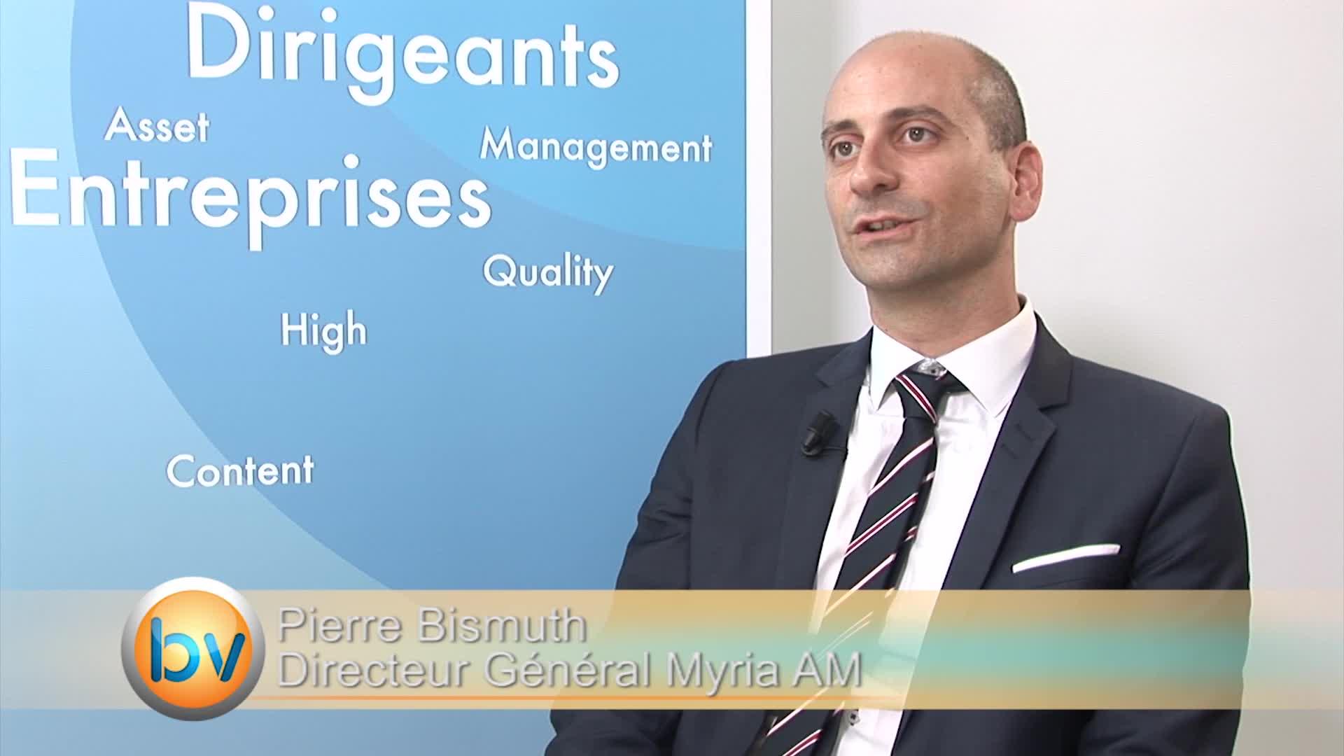 """Pierre Bismuth Directeur Général Myria AM : """"Très constructif sur les marchés actions"""""""