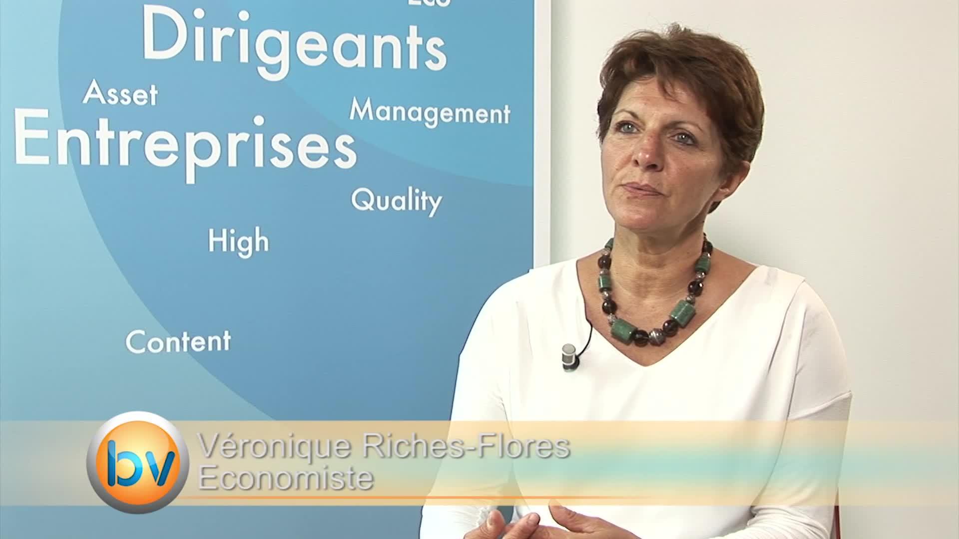 """Véronique Riches-Flores économiste : """"La Fed ne pourra pas passer à l'acte"""""""