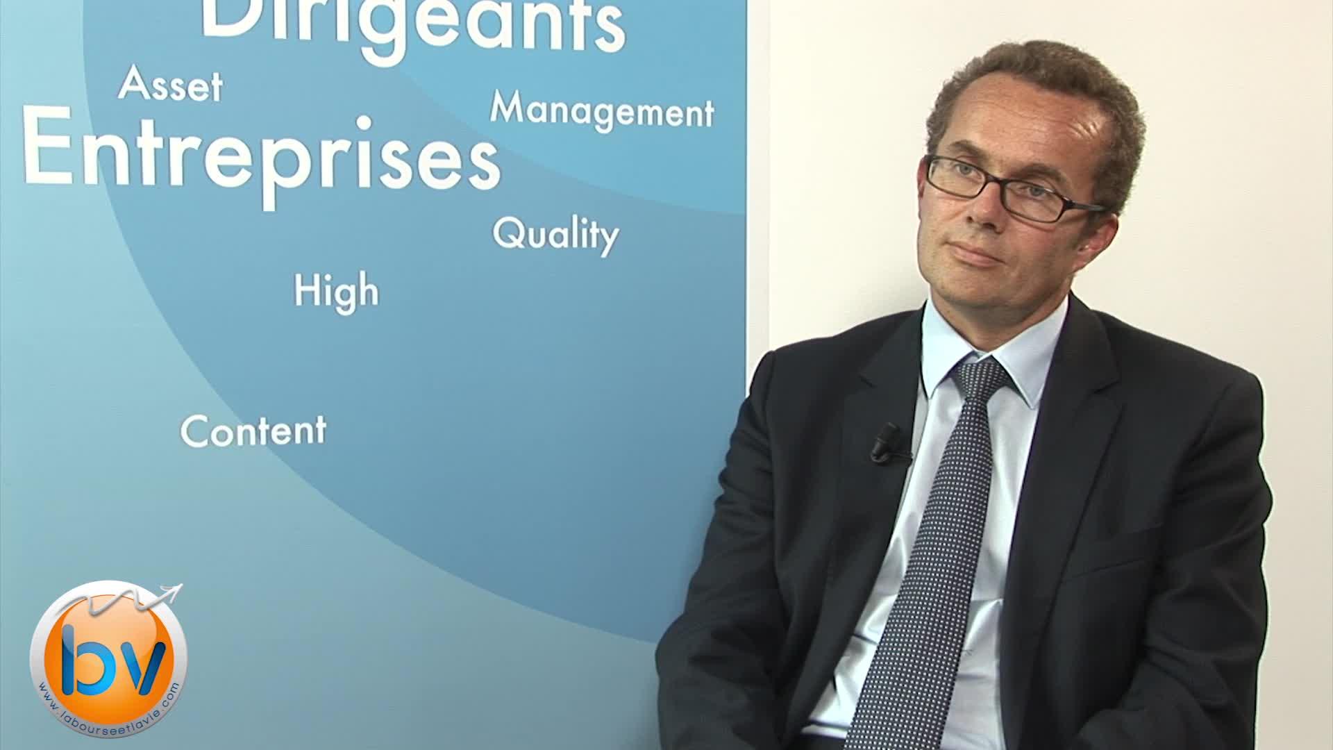 """Gilles Bogaert Directeur Financier Pernod Ricard : """"Les Etats-Unis en haut de la liste de nos priorités"""""""