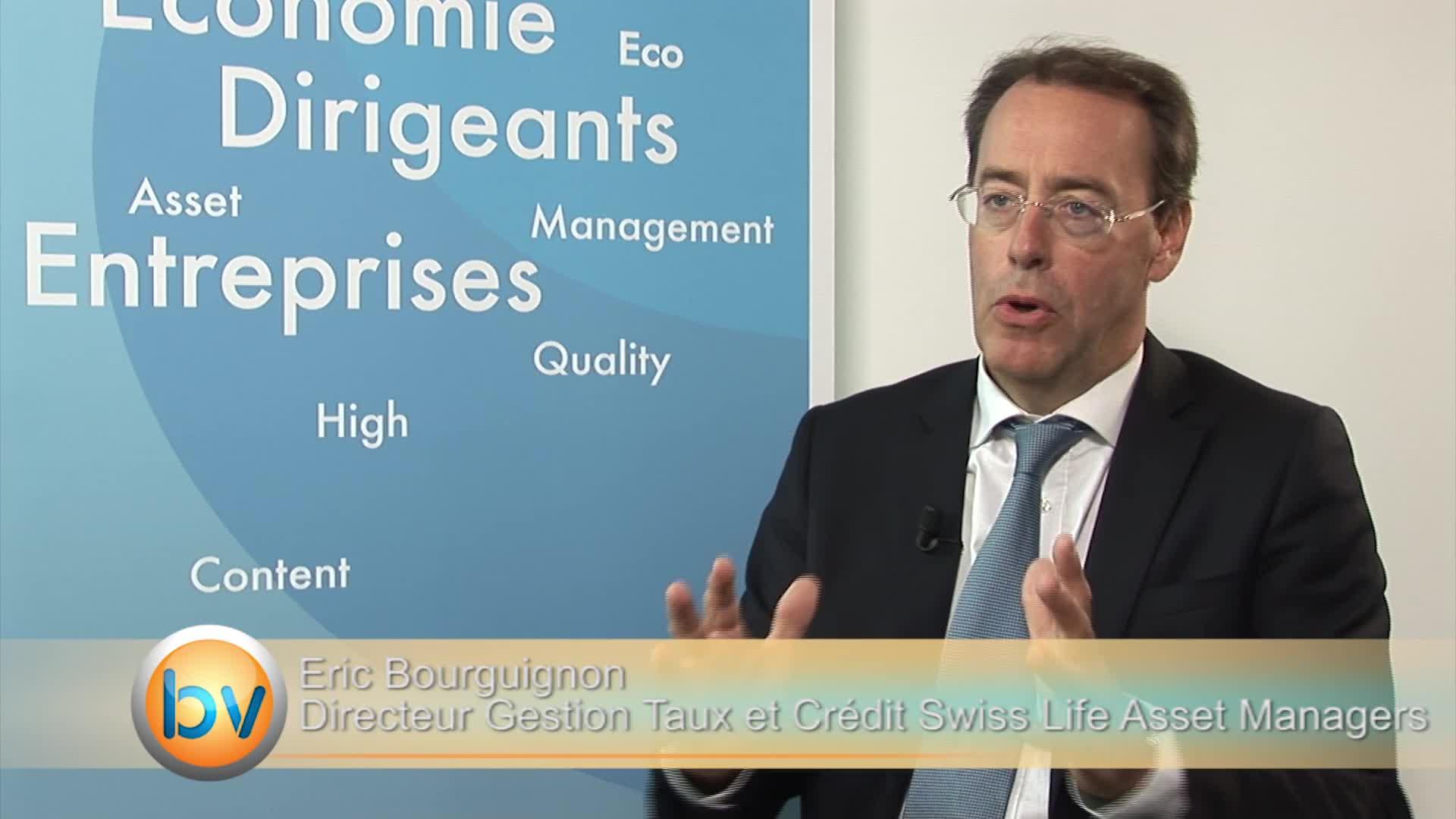"""Eric Bourguignon Directeur de la Gestion Taux et Crédit Swiss Life Asset Managers : """"Il y a un problème de croissance et de surendettement dans le monde"""""""