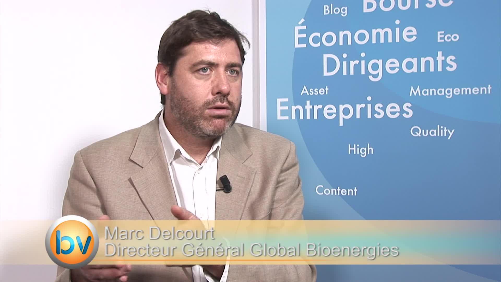 """Marc Delcourt Directeur Général GlobalBioenergies : """"Notre technologie serait profitable dans les conditions actuelles de marché"""""""