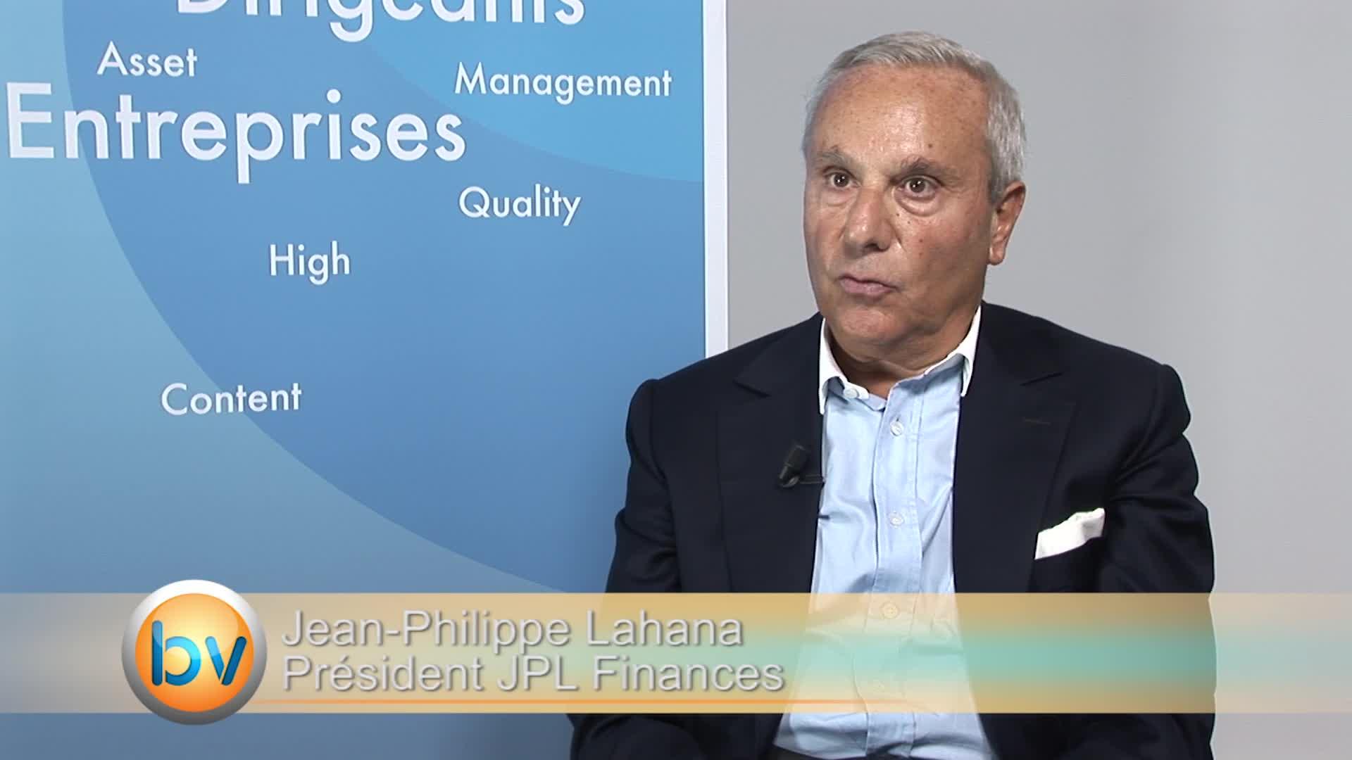 """Jean-Philippe Lahana Président JPL Finances : """"Les économies développées sont dans un cycle récessif"""""""