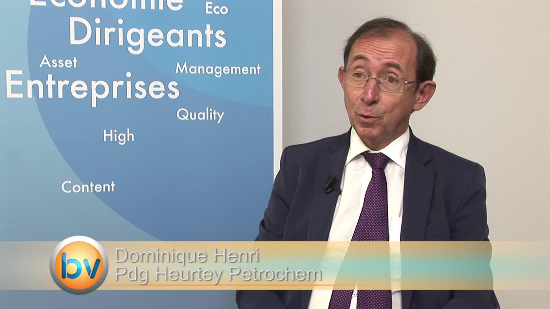 """Dominique Henri Pdg Heurtey Petrochem : """"On est très bien implanté aux Etats-Unis, un atout pour nous"""""""