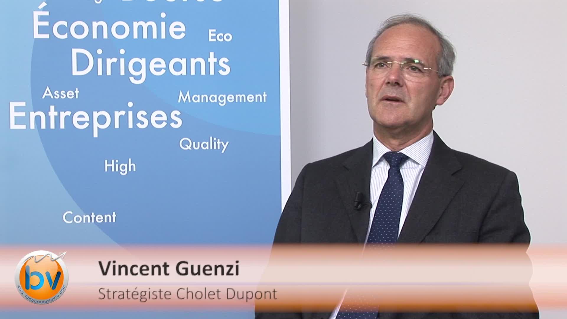 Vincent Guenzi Stratégiste Cholet Dupont : «Toujours un message de prudence mais des opportunités»