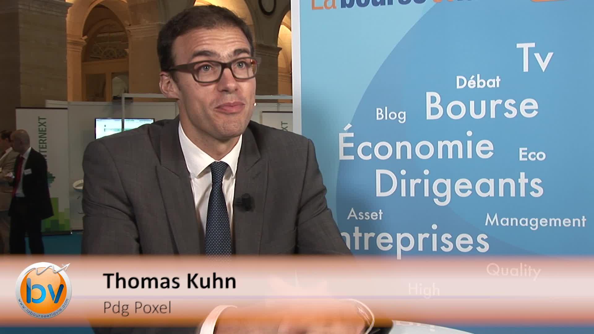 """Thomas Kuhn Pdg Poxel : """"On veut associer d'autres projets pour la crédibilité de la société"""" : Stratégie et perspectives de Poxel qui développe des médicaments destinés au traitement des maladies métaboliques"""