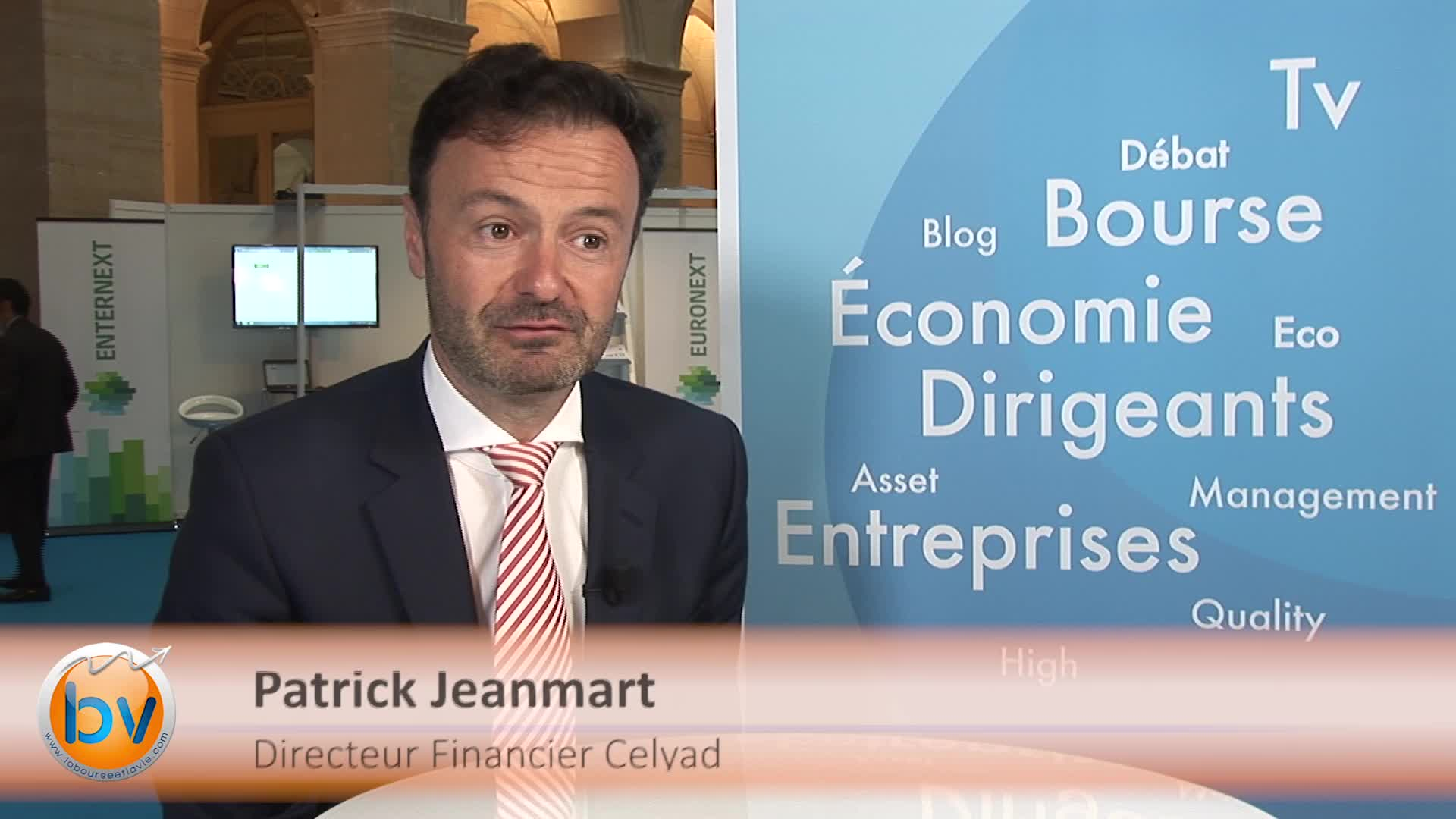 Patrick Jeanmart Directeur Financier Celyad : «Nous ne dépendons pas d'un partenaire pour aller au bout de nos études»