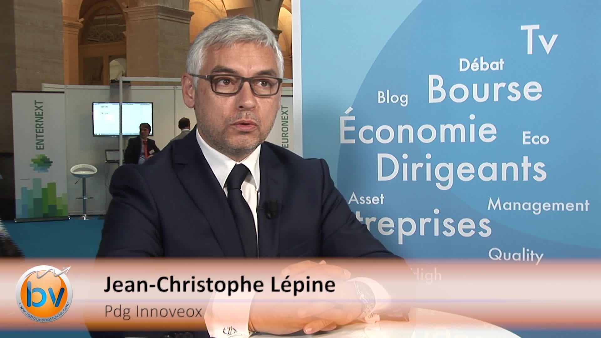 """Jean-Christophe Lépine Pdg Innoveox : """"En ce moment l'Allemagne se développe rapidement"""""""