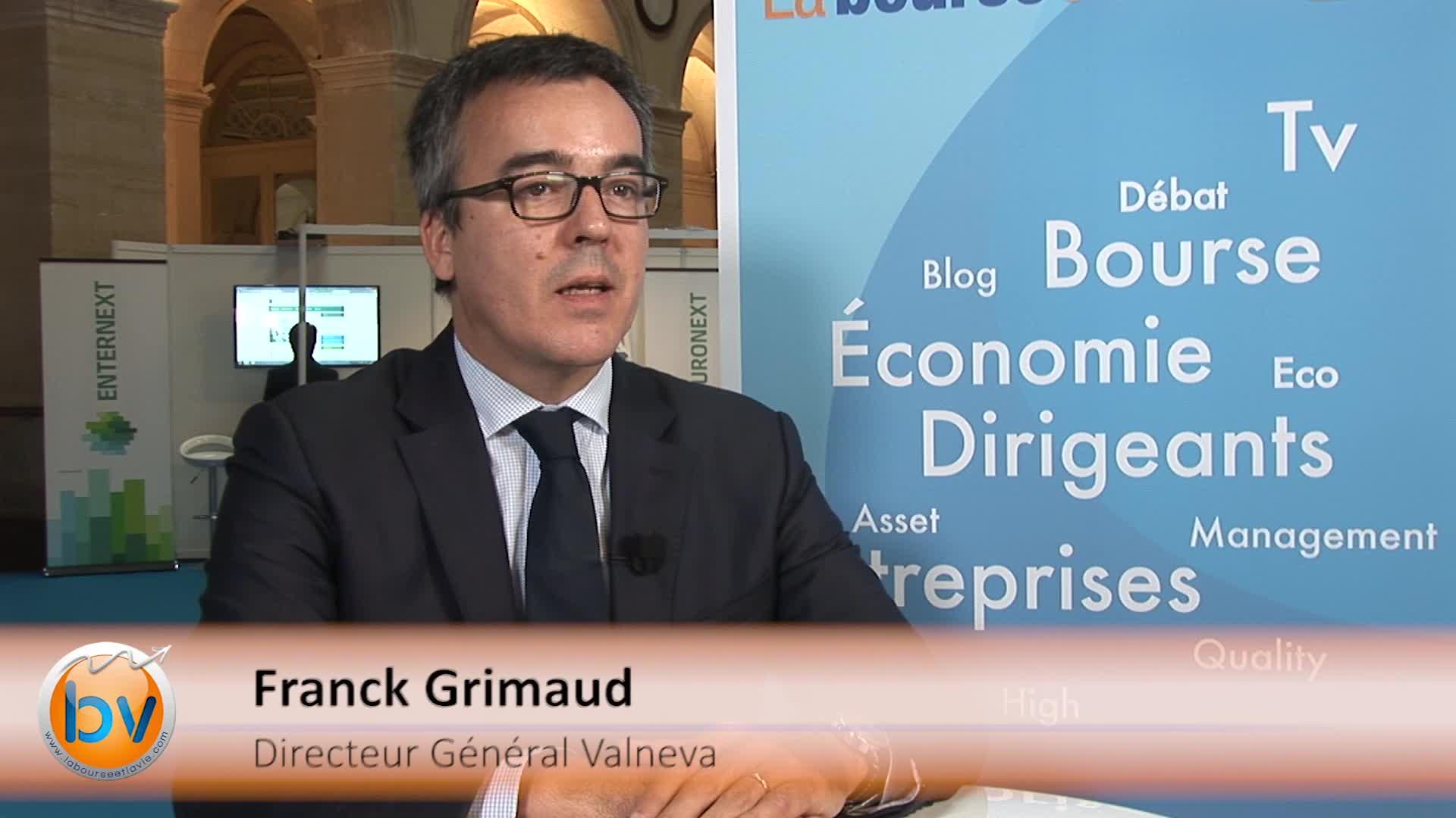 """Franck Grimaud Directeur Général Valneva : """"L'ambition de devenir le leader indépendant des vaccins"""""""