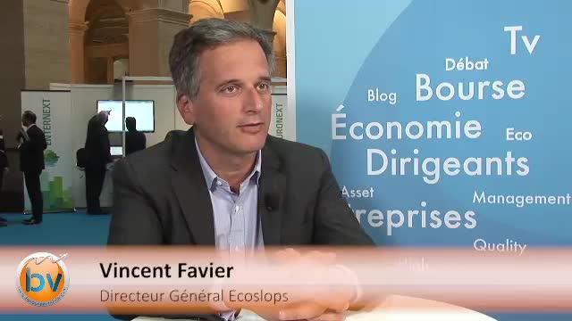 Vincent Favier Directeur Général Ecoslops : «Des projets en Europe du Nord, Méditerranée et Côte d'Ivoire»