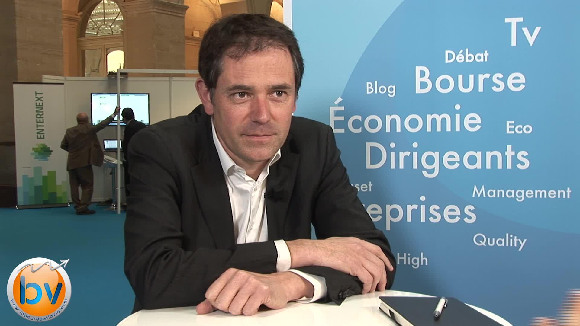 """Maxime Bonin Vice-Président Viapresse : """"Nous proposons d'enrichir l'expérience de lecture"""""""