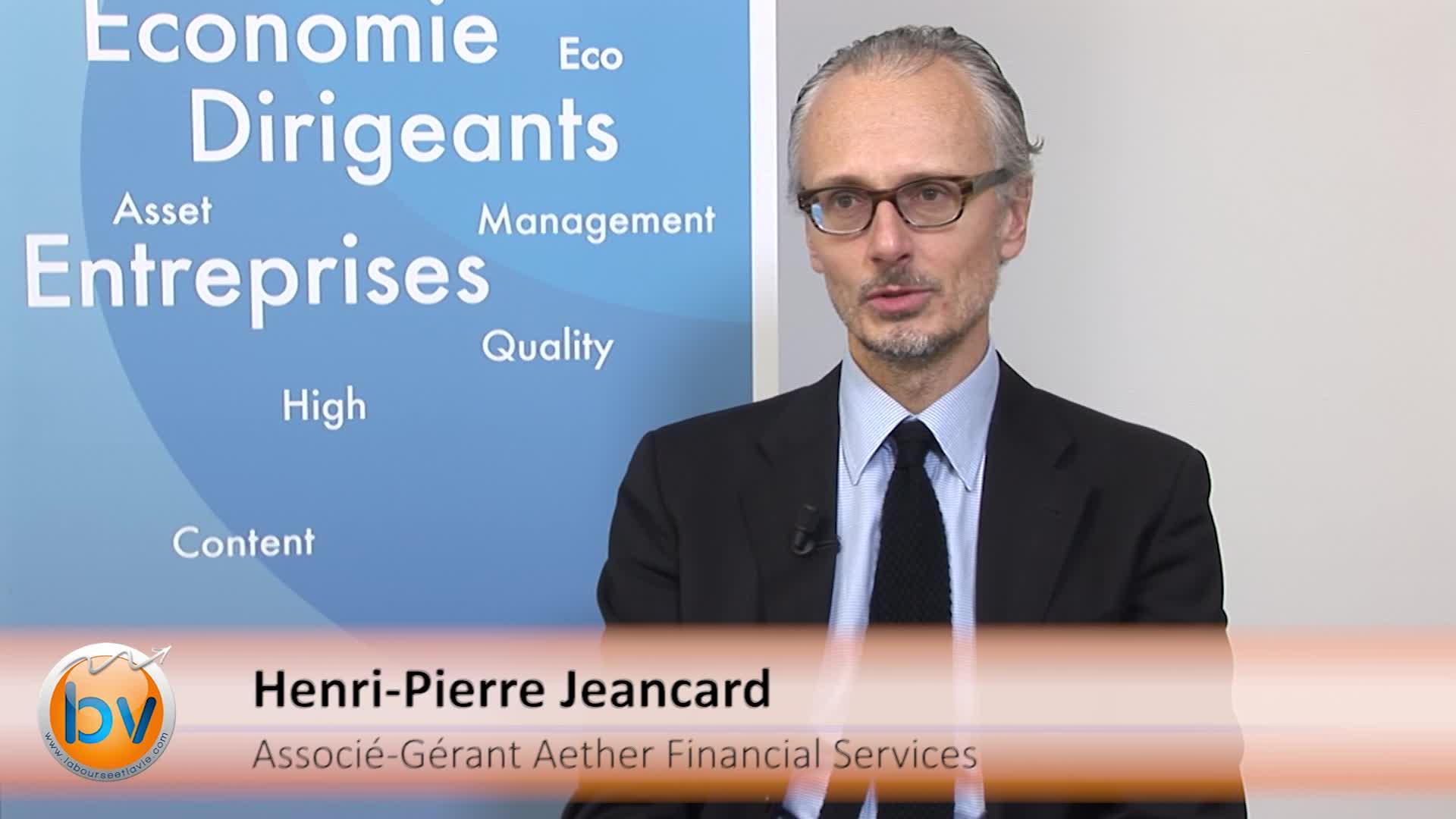 """Henri-Pierre Jeancard Associé-Gérant Aether Financial Services : """"Le marché obligataire a trouvé sa résonance pour les investisseurs institutionnels"""""""