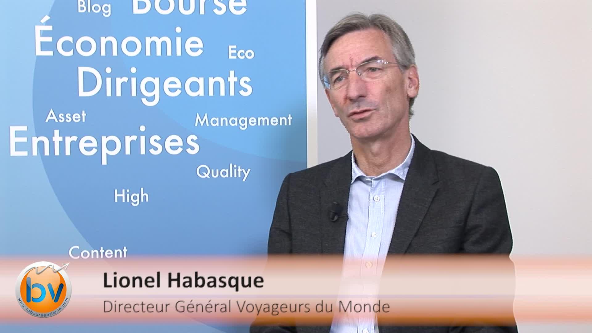 """Lionel Habasque Directeur Général Voyageurs du Monde : """"S'implanter à l'étranger par croissance externe"""""""