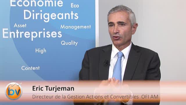 Eric Turjeman Directeur de la Gestion Actions et Convertibles OFI AM : «Avoir un horizon de temps relatif à la détention d'actions»
