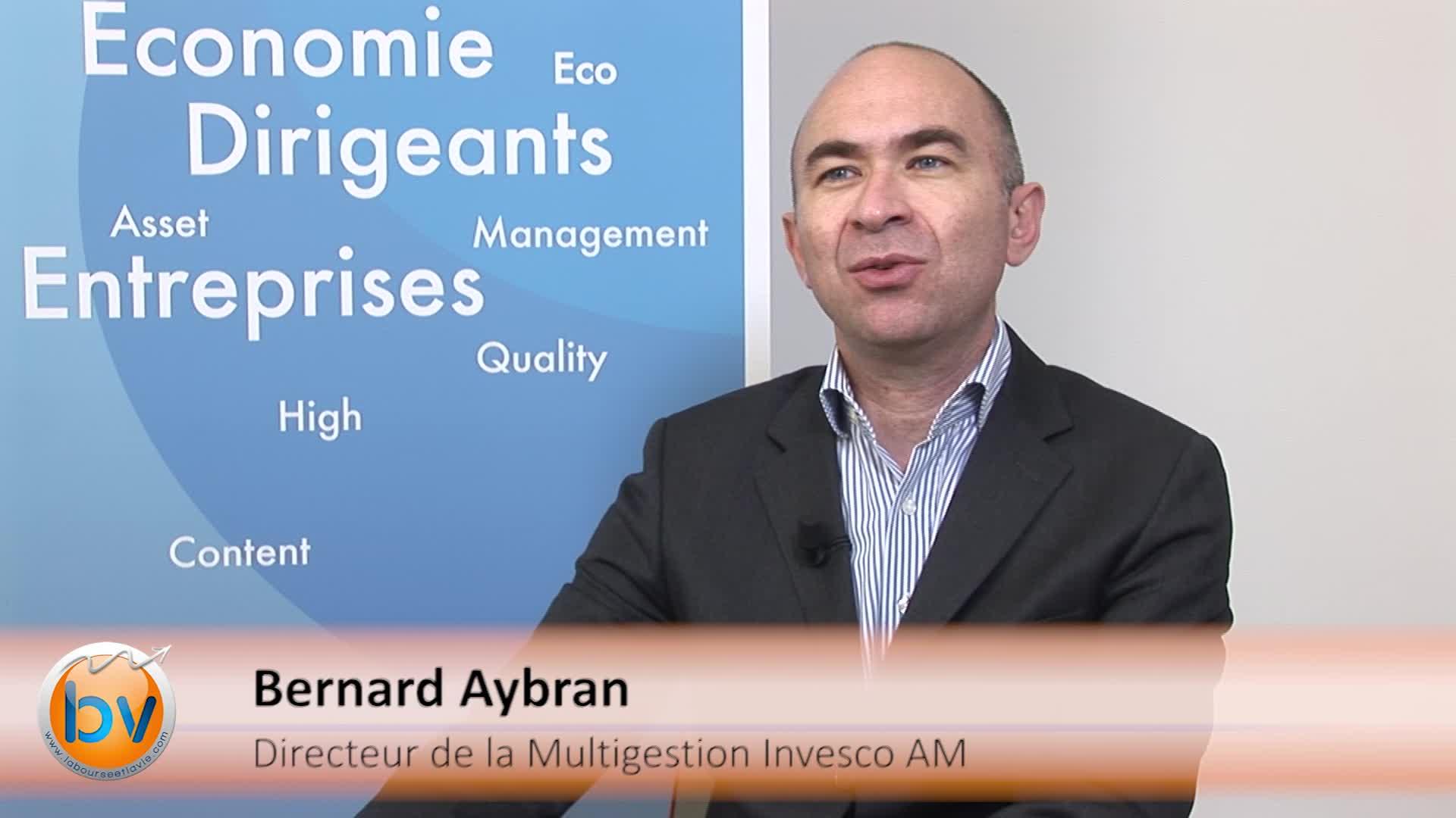 """Bernard Aybran Directeur de la Multigestion Invesco AM : """"Les dividendes des entreprises sont une force de rappel pour les actions"""""""