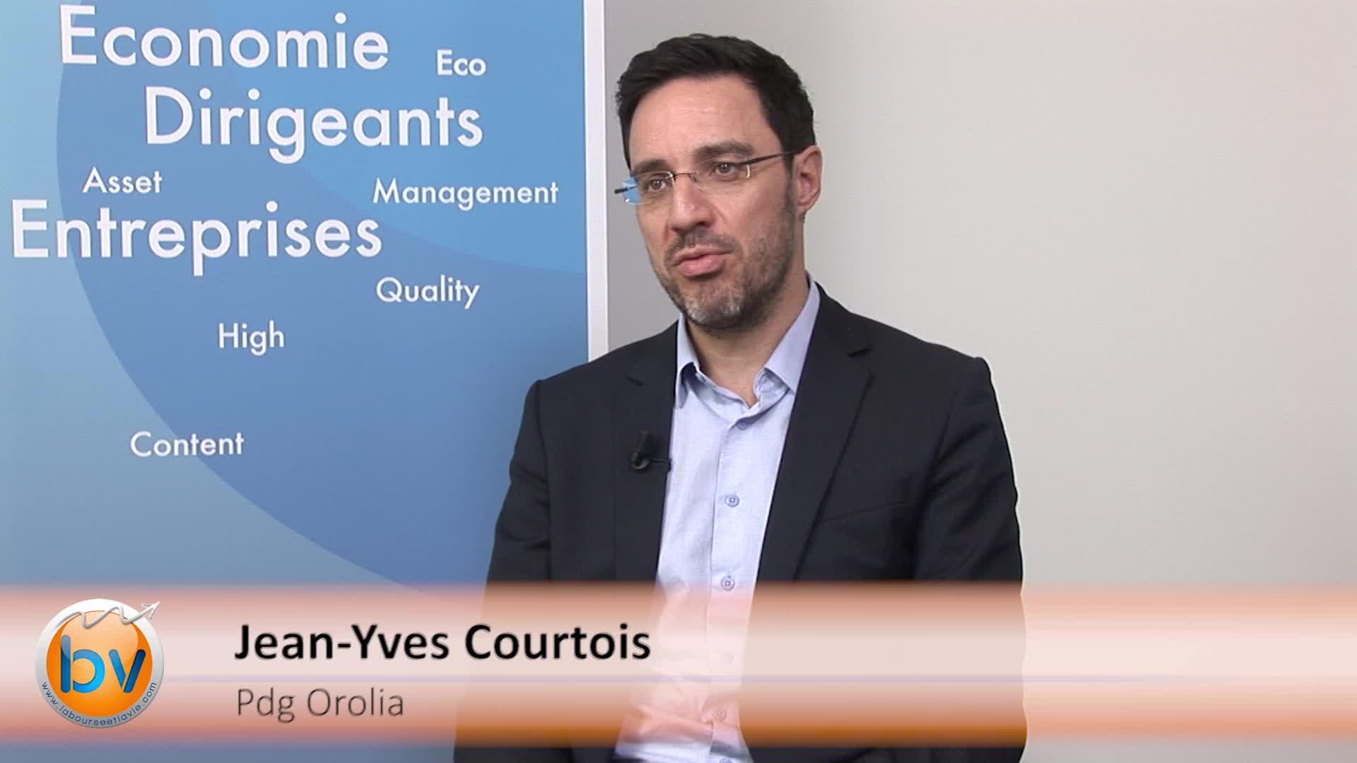 """Jean-Yves Courtois Pdg Orolia : """"Nous avons prouvé nos capacités d'intégration"""""""