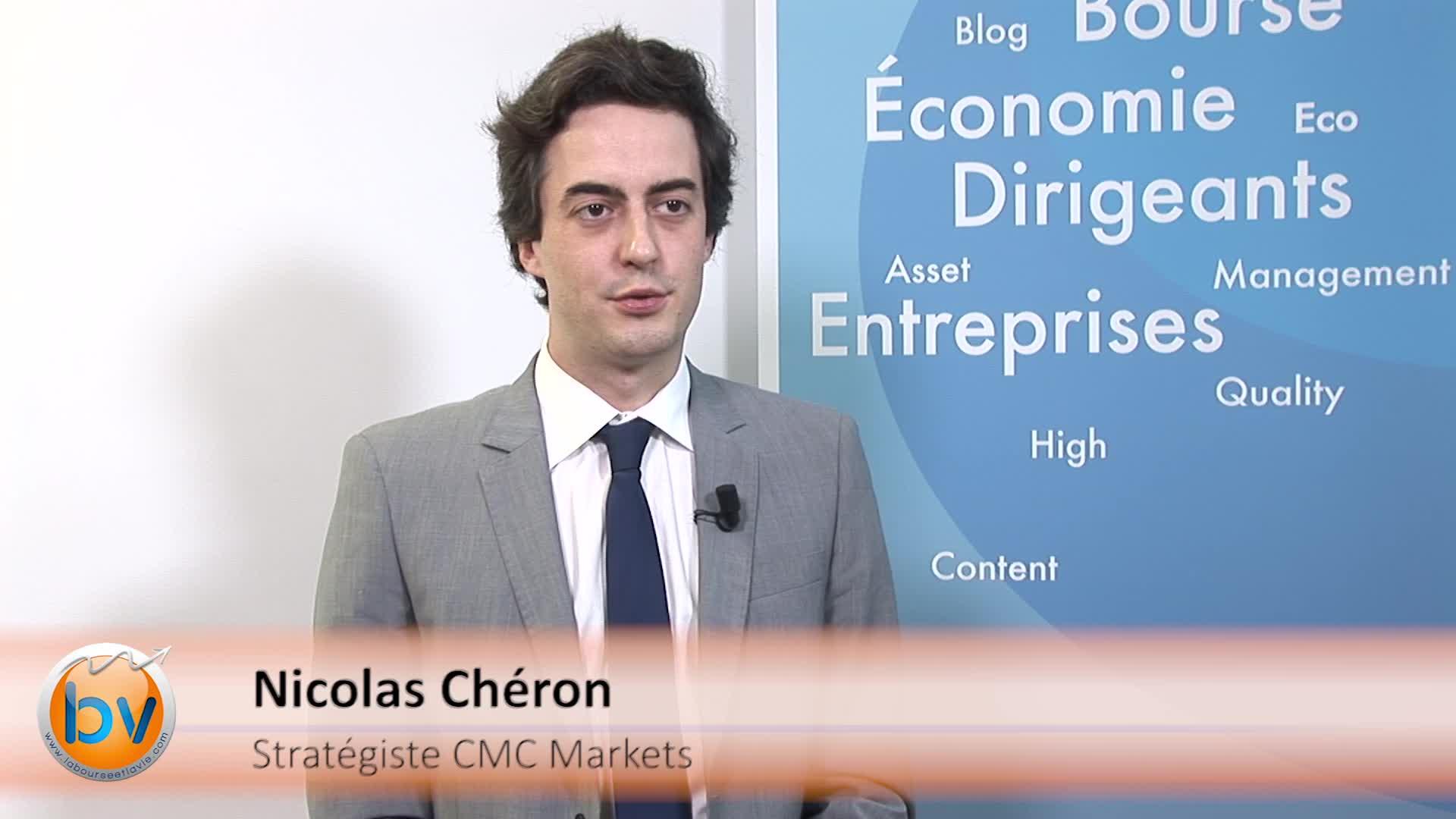 """Nicolas Chéron Stratégiste CMC Markets : """"Il ne faut pas se précipiter trop rapidement sur les marchés émergents"""""""