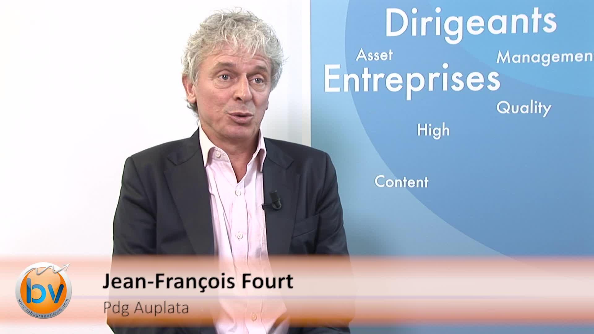 """Jean-François Fourt Pdg Auplata : """"Les rejets ont maintenant une réelle valeur avec un coût d'extraction très intéressant"""""""