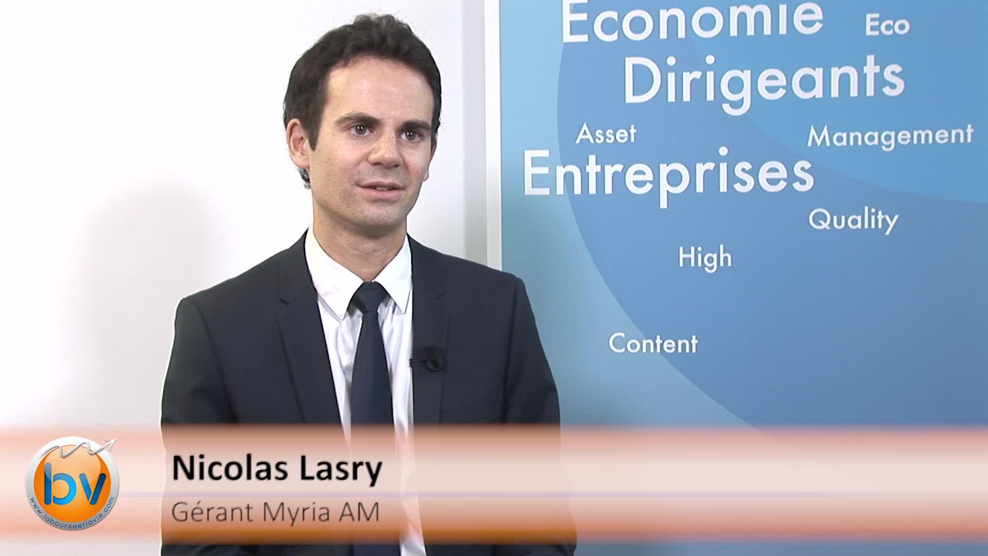 Nicolas Lasry Gérant Myria AM : «Une hausse de taux aux Etats-Unis qui ne devrait pas trop peser sur les marchés»