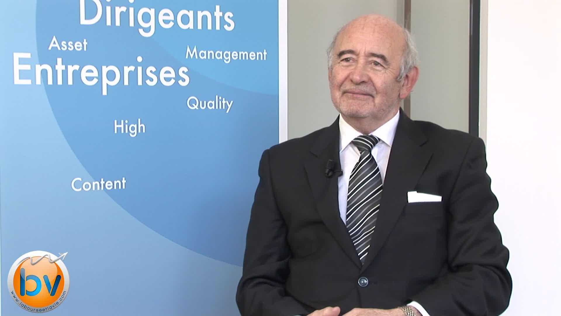 """Jean-Pierre Roturier Président du Conseil de Surveillance Euromedis : """"Nous voulons faire des croissances externes dans les métiers que nous maitrisons"""""""