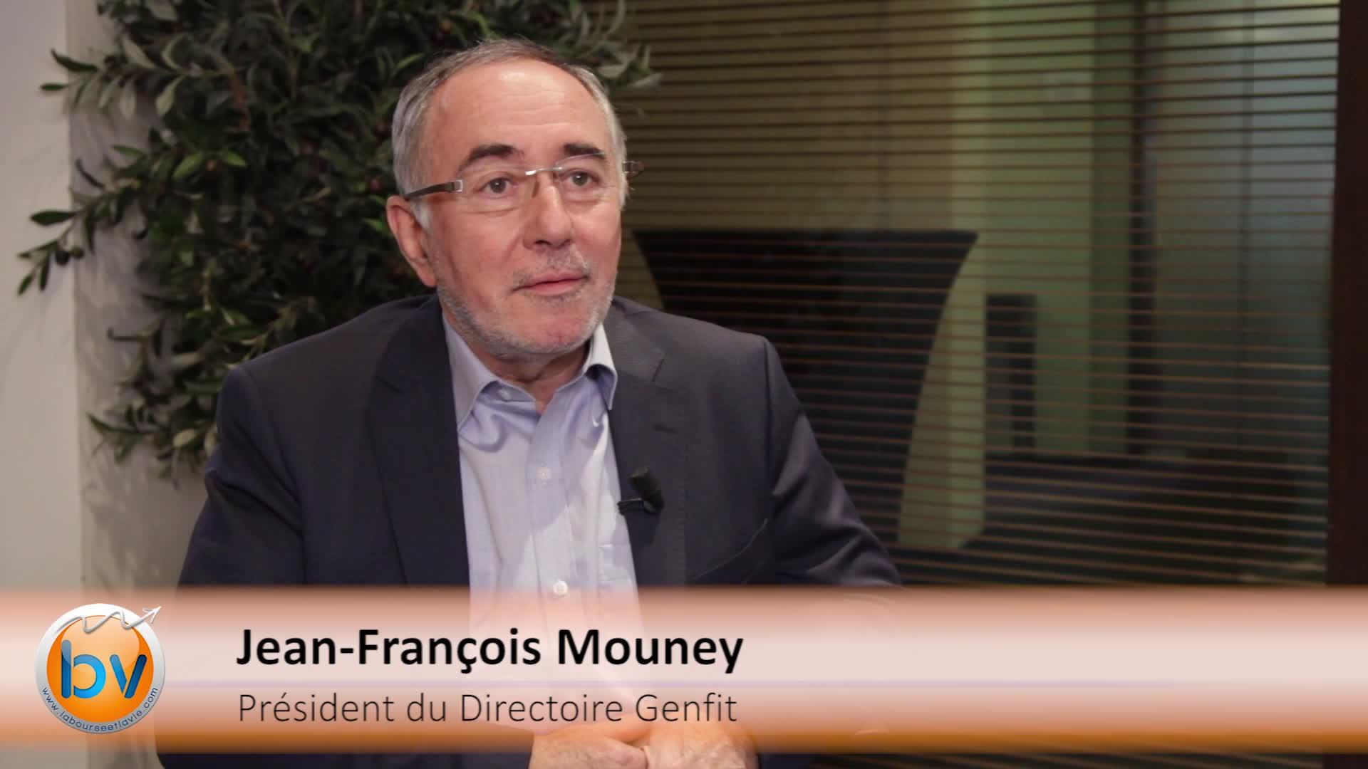 """Jean-François Mouney Président du Directoire Genfit : """"Nous sommes dans un schéma financier ou les choses se feront progressivement"""""""