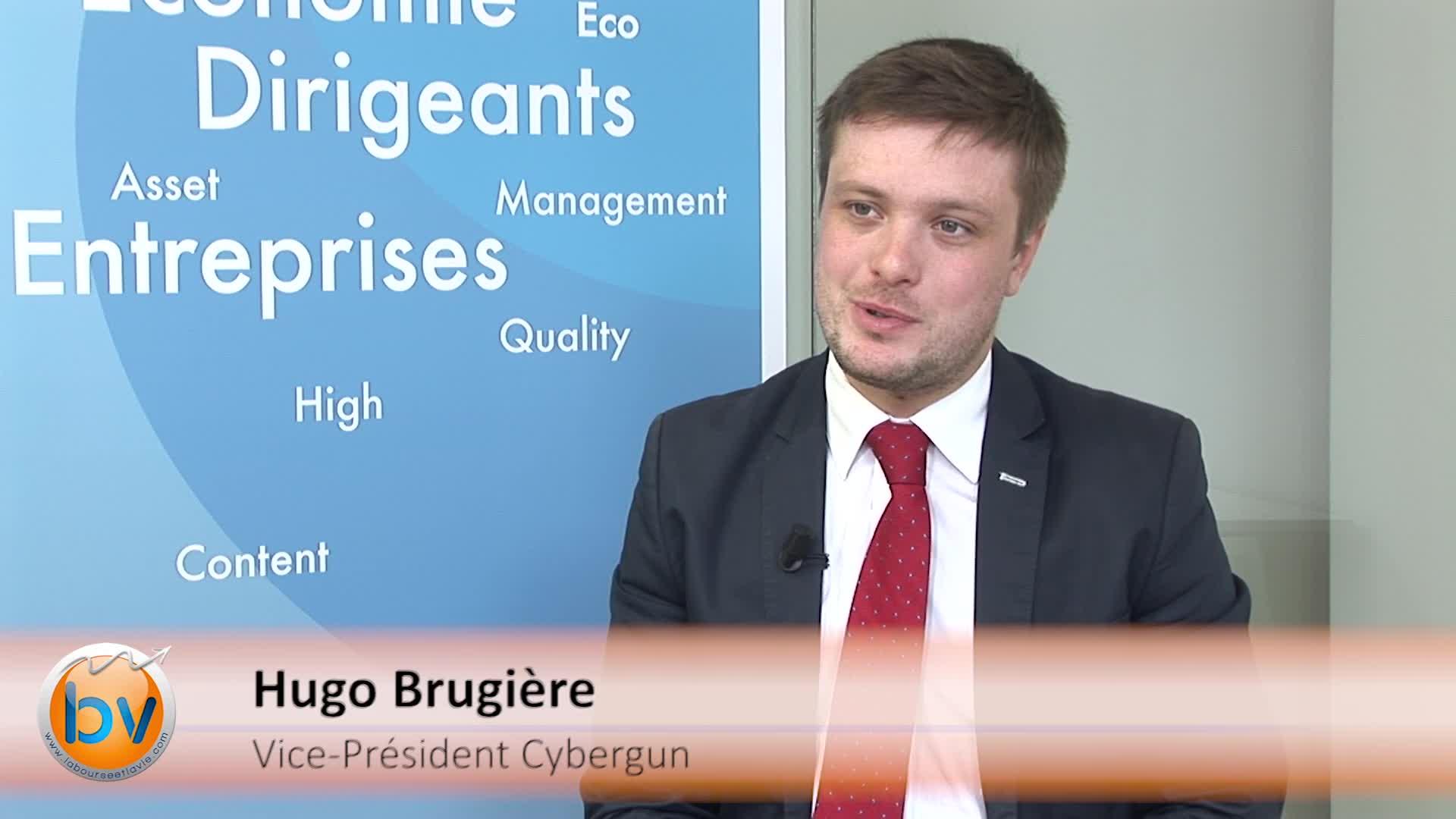 """Hugo Brugière Vice-Président Cybergun : """"Nous avons atteint les objectifs que nous nous étions fixés"""""""