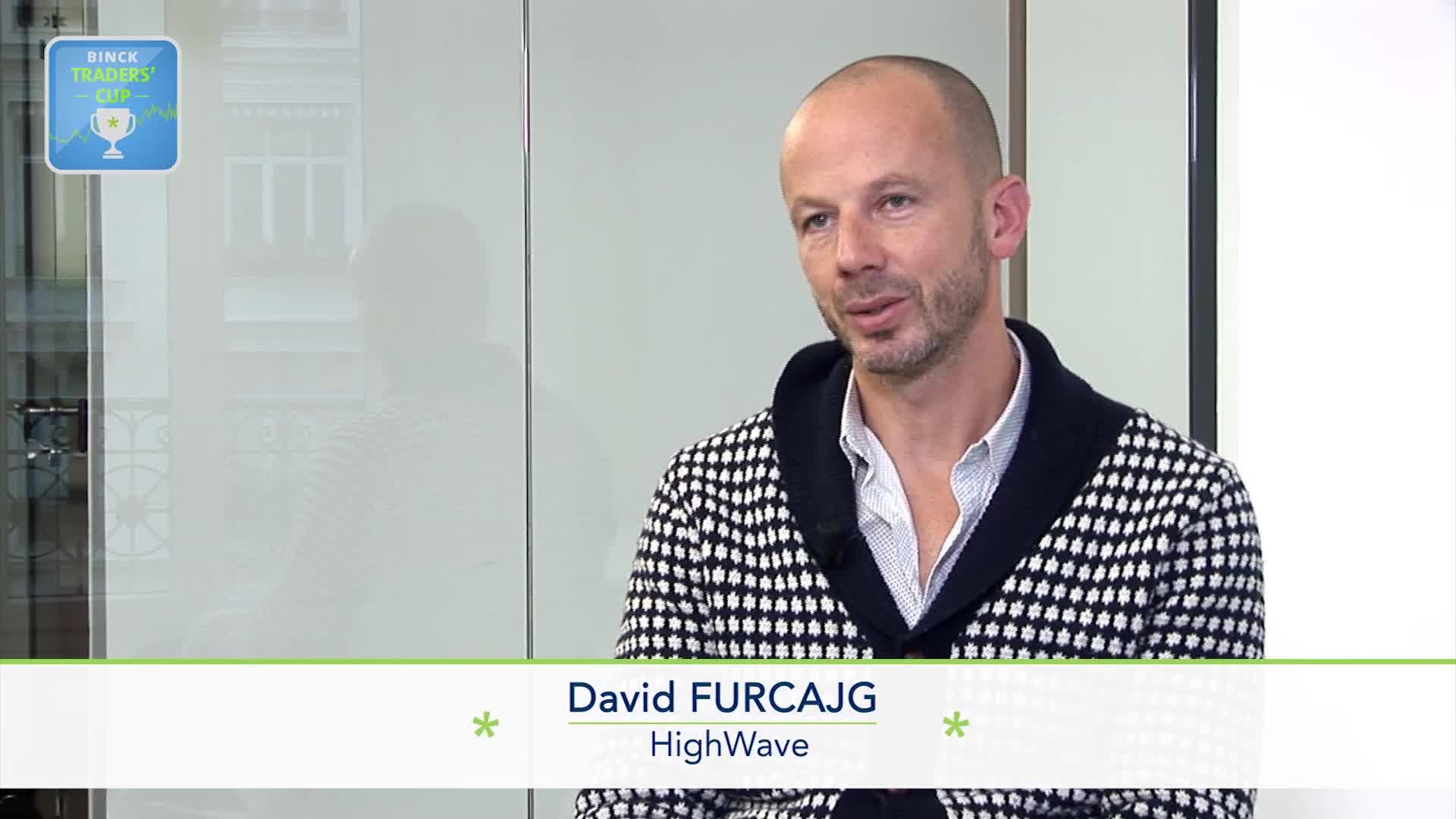 """DAVID-FURCAJG (HighWave) : """"Une approche en terme de flux et l'analyse technique vient ensuite"""""""