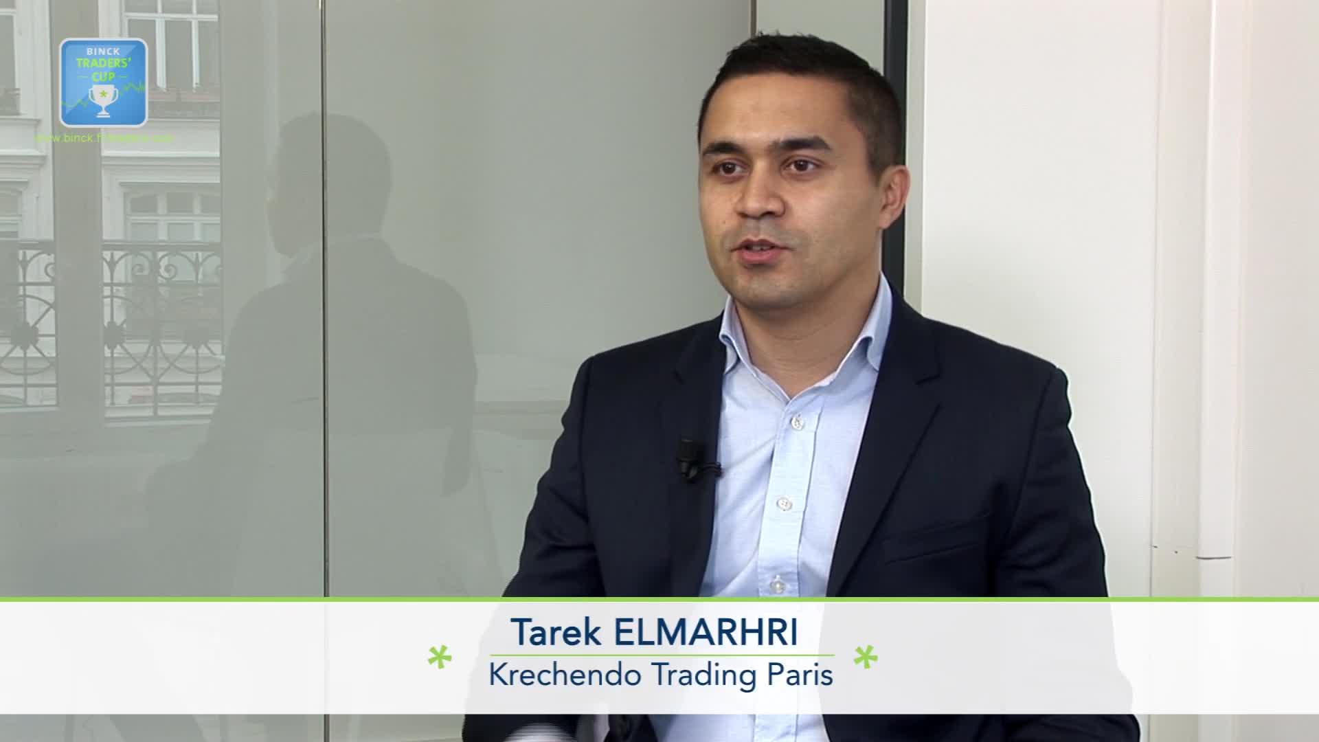 """Tarek Elmarhri (Krechendo Trading Paris) : """"Regarder l'actualité économique et s'adapter rapidement"""""""