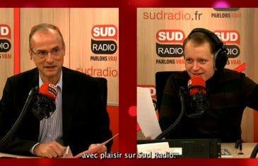 Didier Testot Fondateur de LA BOURSE ET LA VIE TV, Sud Radio avec Jean-Marie Bordry 4 septembre 2021)