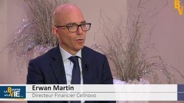 Erwan Martin Directeur Financier Cellnovo : «2018 c'est le démarrage commercial à grande échelle» : Cellnovo distribue la première micro-pompe connectée pour mieux gérer son diabète