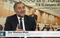 """Guy Mamou-Mani Co-Président Groupe Open : """"Nous avons une très forte visibilité"""""""