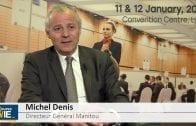 """Michel Denis Directeur Général Manitou : """"Des sujets d'expansion géographique et de gamme"""""""