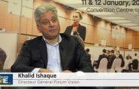 Khalid Ishaque Directeur Général Pixium Vision : «Deux études en parallèle en Europe et aux Etats-Unis»