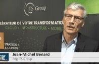 """Jean-Michel Bénard Pdg ITS Group : """"On est dans une trajectoire de recovery de marge opérationnelle"""""""