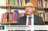 """Jean-Charles Deconninck Président du Directoire Generix : """"Nous allons mettre sur le marché une plateforme qui est un hub complet"""""""