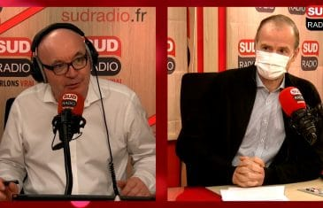 Didier Testot Fondateur de LA BOURSE ET LA VIE TV, Sud Radio avec Philippe David 17 mai 2021