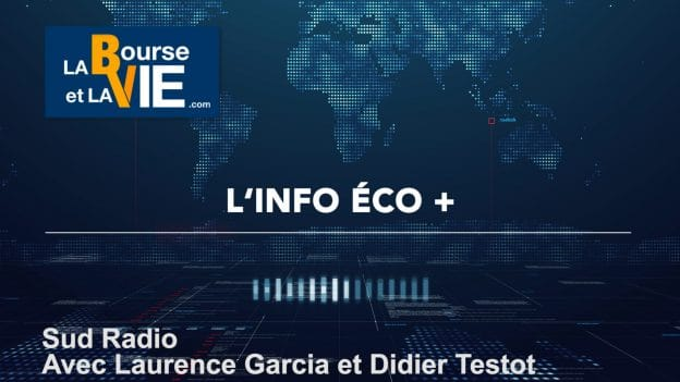 Didier Testot Fondateur de LA BOURSE ET LA VIE TV, Sud Radio avec Laurence Garcia 28 août 2021)