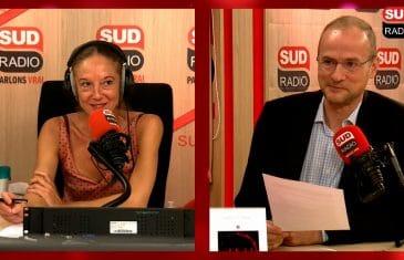 Didier Testot Fondateur de LA BOURSE ET LA VIE TV, Sud Radio avec Laurence Garcia 7 août 2021)