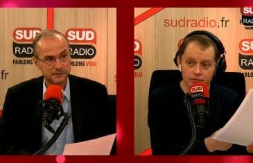 Didier Testot Fondateur de LA BOURSE ET LA VIE TV, Sud Radio avec Jean-Marie Bordry 11 septembre 2021)