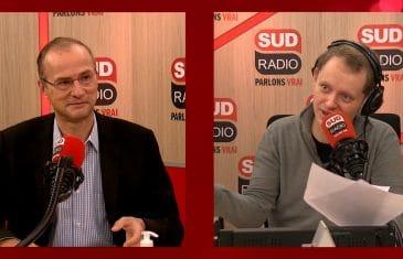 Didier Testot Fondateur de LA BOURSE ET LA VIE TV, Sud Radio avec Jean-Marie Bordry 25 septembre 2021)