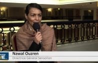 """Nawal Ouzren Directrice Générale Sensorion : """"C'est important d'avoir un actionnariat diversifié pour financer le pipeline"""""""