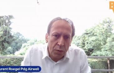 Laurent Roegel PDg Airwell (Tous droits réservés 2021)