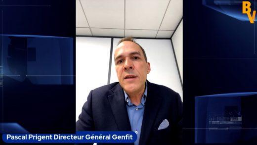 Pascal Prigent Directeur Général Genfit (Tous droits réservés 2021)